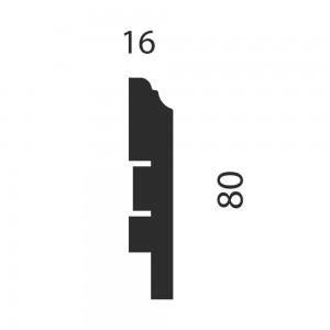 Плинтус ЕP07 NanoFlex, Дуб Анталия